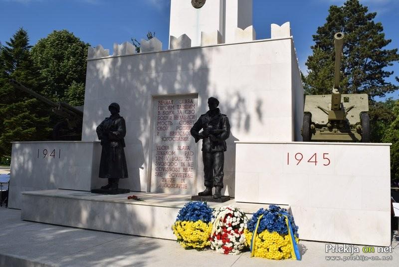Letosnjo Pomlad Prenovljen Spomenik Zmage V Murski Soboti