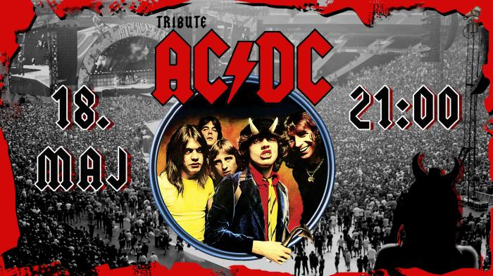 Highway to Hell: AC/DC Tribute  @Bunker M. Sobota