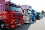 8. Truck show miting