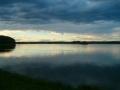 Gajševsko jezero v pripravah na zimo