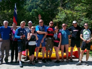 Junijski Adventure Kick Radia Slovenia International