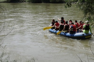 Kulturni maraton tokrat ob reki Muri in ZA reko Muro