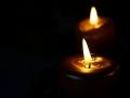 odsev sveče
