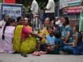 POČITEK NA ULICI - DELHI Indija