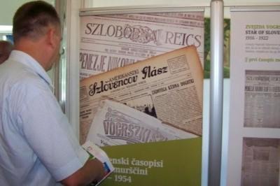 Prekmurski izseljenski časopisi v letih 1916 – 1954