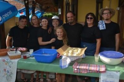 Pri Sveti Ani štirinajst ekip kuhalo Štajersko kislo juho