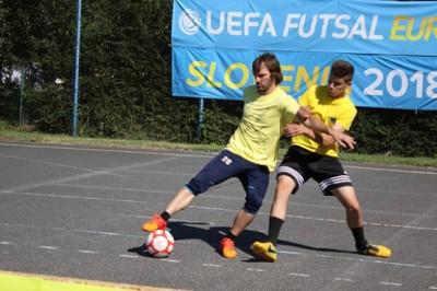 Pričel se je Pomurski športni festival