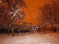 Prvi letošnji sneg