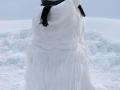 Snežak ima talent