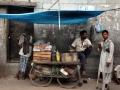 ULIČNI PRODAJALEC - DELHI Indija