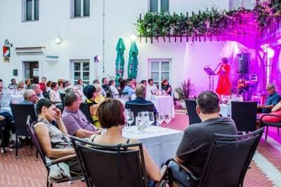 V Ljutomeru pripravili Večer poezije, glasbe in vina