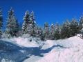 Zima pod Kureščkom 2010
